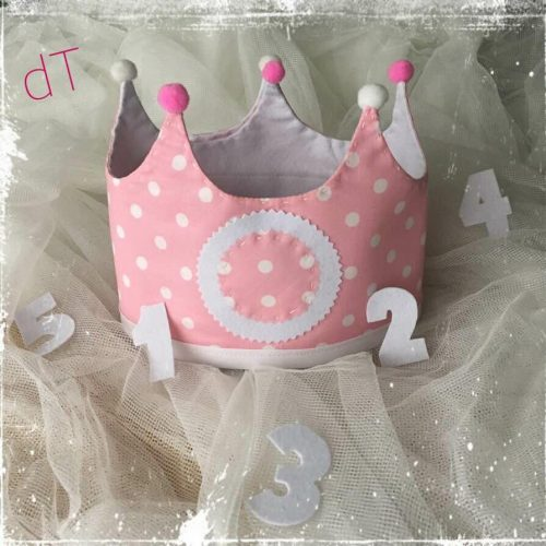 corona rosa topos grandes